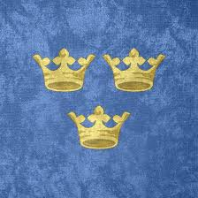 Flag Sweden Kingdom Of Sweden Coa Grunge Flag 1525 By Undevicesimus On