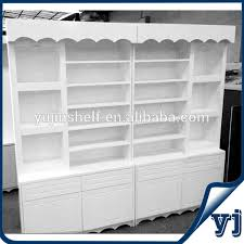Nail Varnish Cabinet Nail Polish Wall Wood Showcase Designs Modern Wall Cabinet