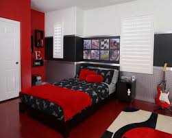 red house paint color schemes brilliant bedroom color red home