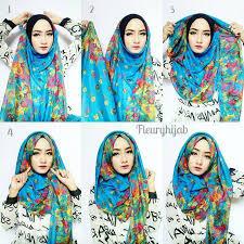 tutorial hijab turban ala april jasmine 6 tutorial hijab simpel dian pelangi lebaran terbaru model baju