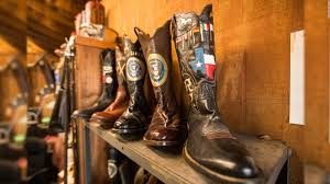 this man has made cowboy boots for seven presidents cnnpolitics