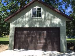 Cottage Style Garage Doors by Brown Cottage Style Garage Doors Pilotproject Org