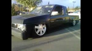 nissan frontier bagged 97 nissan hardbodied youtube