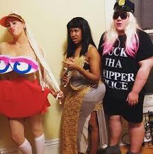 Aria Halloween Costume Fan Nicki Minaj Halloween Costume Mtv