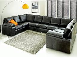 Black Leather Corner Sofa Modular Leather Corner Sofa Uk 1025theparty
