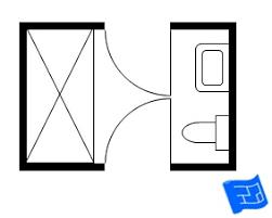 jack jill bathroom jack and jill bathroom floor plans