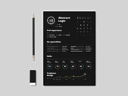 totally free resume templates free resume template cv on behance