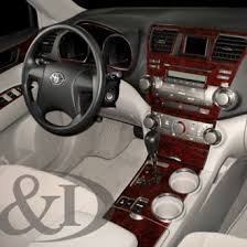 2013 toyota highlander limited accessories 2013 toyota highlander custom dash kits carid com
