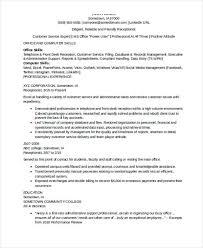 Receptionist Resume Sample Skills by Receptionist Resume Resume Resume Examples Australia Hospitality
