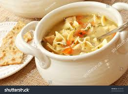 Pumpkin Soup Tureen And Bowls by Chicken Noodle Soup Cream Colored Ceramic Stock Photo 95278102