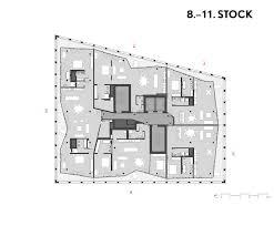 Paris Apartment Floor Plans Plans Of Architecture Herzog U0026 De Meuron Archive And Apartment