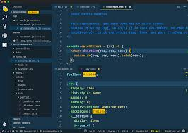 atom color themes github viatsko awesome vscode a curated list of delightful vs