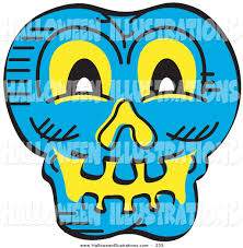 royalty free skeleton stock halloween designs