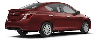 nissan versa sedan 2016 the cheapest car in the u s for 2017 may surprise you