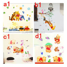 Stickers Muraux Bebe Fille by Stickers Chambre Bb Ourson Stickers Winnie Bb Stickers Muraux