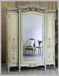 antique french armoire for sale mirrored armoire wardrobe foter