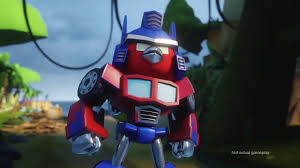 angry birds transformers comic con trailer youtube