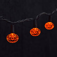 pumpkin lights pumpkin led string lights