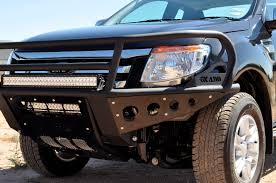 road ford ranger 2011 up ford ranger t6 rancher front bumper road bumpers