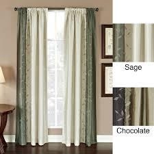 overstock color block curtains best curtains for your decorations