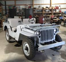 willys army jeep curbside classic 1948 willys jeep mb u2013 in the beginning