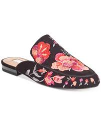 Macys Womens Comfort Shoes Anna Sui Loves Inc International Concepts Gannie Mules Created