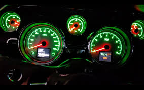 mustang digital dash modernizing a 1967 mustang with digital hdx gauges