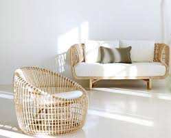 White Rattan Sofa Best 25 Rattan Sofa Ideas On Pinterest Rattan Furniture Wooden