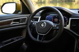 volkswagen atlas interior 2018 volkswagen atlas first drive review motor reviews motor