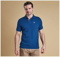 save up to 70 barbour polo shirts deep blue dress tartan pique