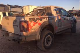 Ford Raptor Competitor - factory stock ford f 150 raptor is best in the desert