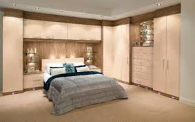 Space Saving Fitted Bedroom Furniture For Storage Creating Compact - Space saving bedrooms modern design ideas