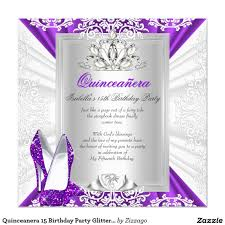Quinceanera Invitation Cards Silver And Gold Quinceanera Card Quinceañera Invitations And
