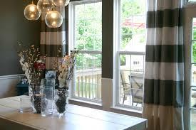 dining room curtains pinterest kiln dried wood frame black wood