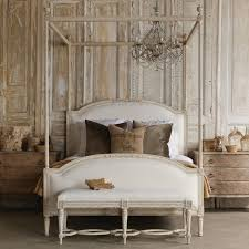 Wood Canopy Bed Frame Queen by Furniture Carved White Wooden Canopy Bed Frame With Headboard And