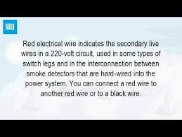 can you connect red wire to black youtube