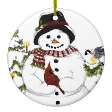 chickadee ornaments keepsake ornaments zazzle