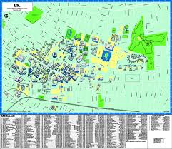 uky map of kentucky map kentucky mappery