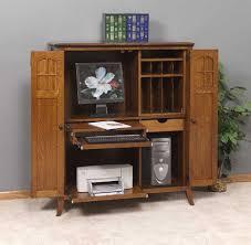 Desk With Printer Storage Modern Small Corner Computer Desk With Many Storage U2014 Interior
