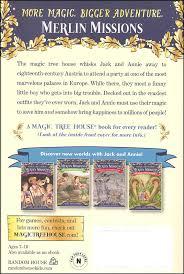 Magic Treehouse - moonlight on the magic flute magic tree house merlin missions