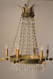 French Chandelier Antique Antiques Atlas French Chandelier Directoire Style