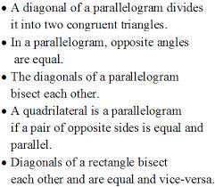 cbse class 9 mathematics chapter 8 important question
