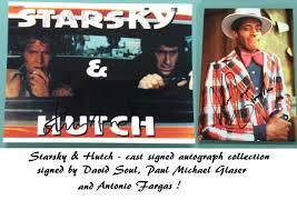 Starsky And Hutch Cast Devon Autographs