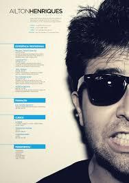 tips for your thin resume presentable cv by henriques ailton graphic designer c v r e s u m e