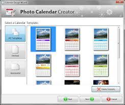 create your own custom calendar