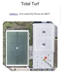 Depaul Map Event Fields Directory