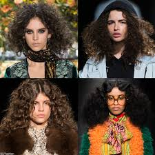 trendy haircuts curly hair trendy hair for fw 2016 permed curly hairstyle with bob haircut