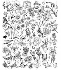 creepy nature flash of filler tiny ideas for