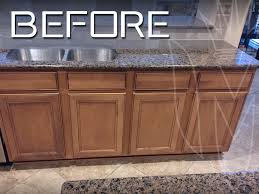 how to darken white cabinets professional cabinet finisher providing cabinet finishing
