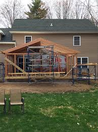 dc construction custom built decks porches u0026 other projects in